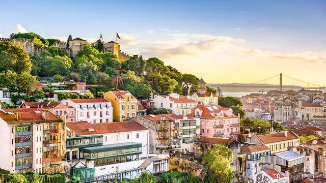 Haz que tu escapada a Lisboa sea de ensueño en un céntrico hotel de diseño contemporáneo