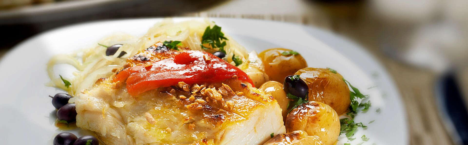 Délices culinaires sur la Côte Émeraude