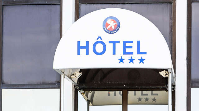The Originals Boutique Hotel Admiral s Les Sables-d Olonne Inter-Hotel