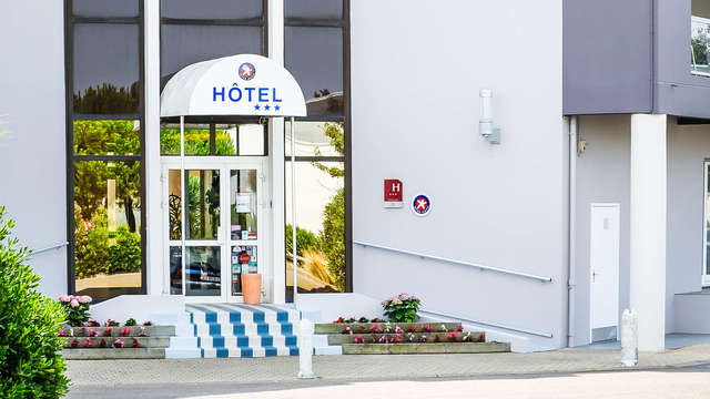 The Originals Boutique Hotel Admiral s Les Sables-d Olonne Inter-Hotel