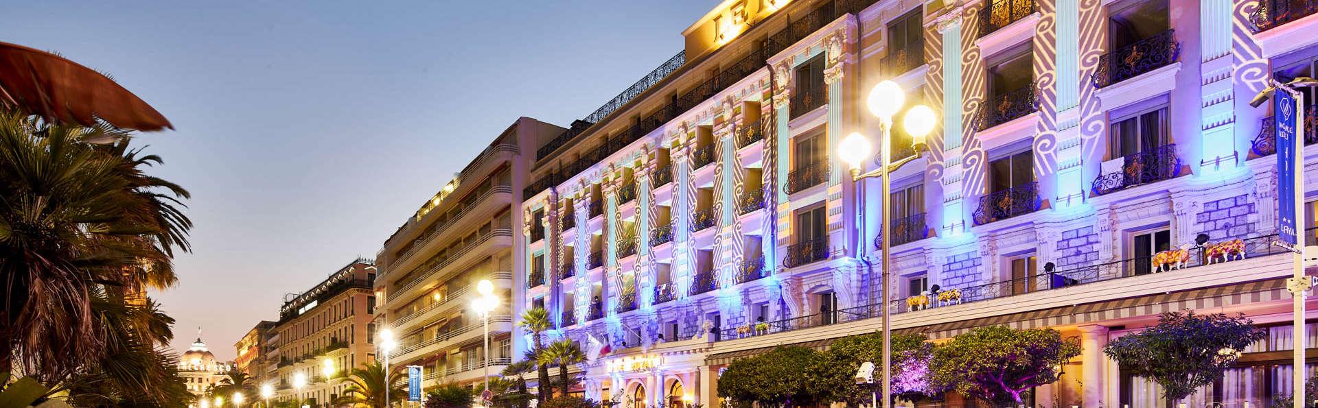 Week-end découverte au coeur de Nice