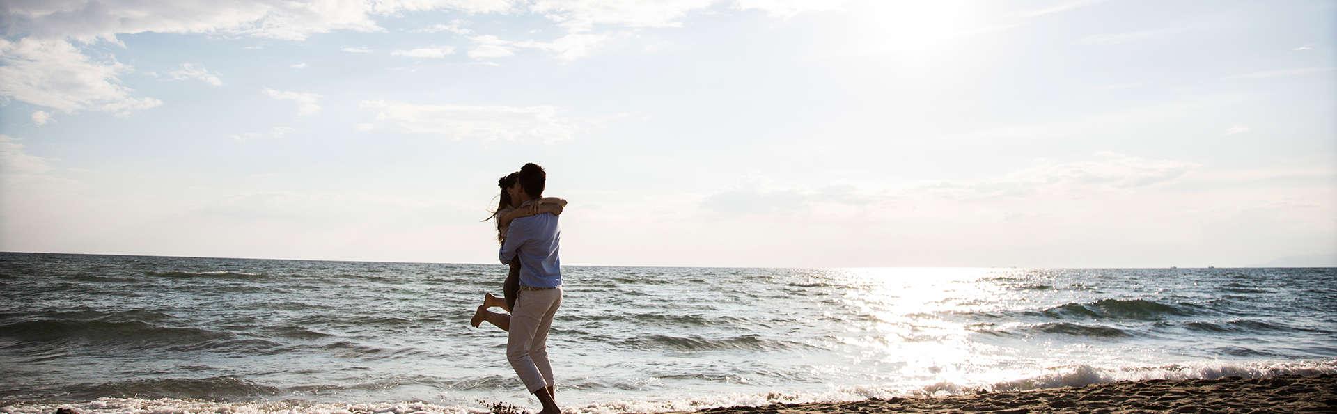 Escapade romantique avec cava et départ tardif à Puerto de Santa María