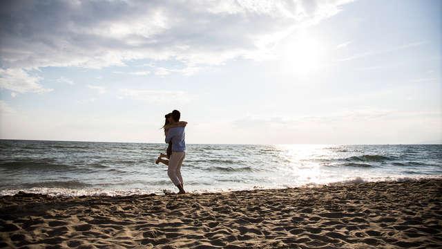 Escapada romántica con cava y salida tardía en el Puerto de Santa María