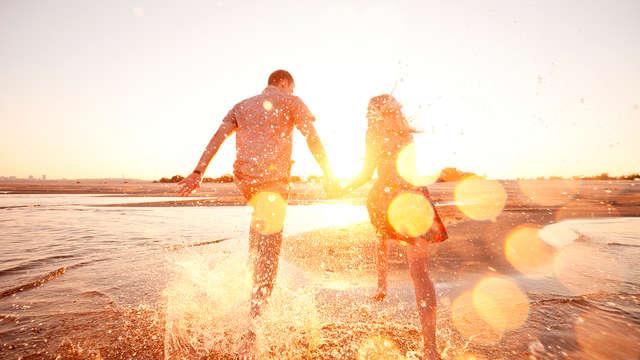 Momenti di romanticismo in riva al mare a El Puerto de Santa María