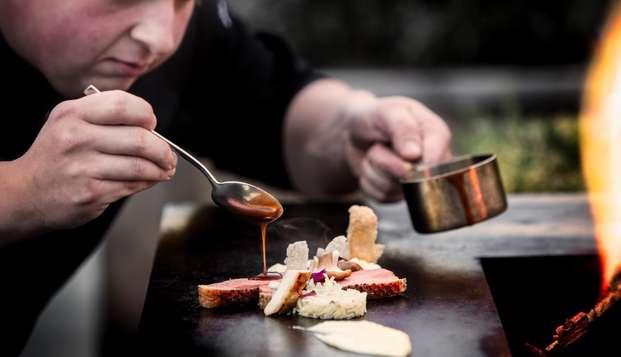 Geniet van een culinair verblijf bij Guldenberg Hotel & Brasserie (vanaf 2 nachten)