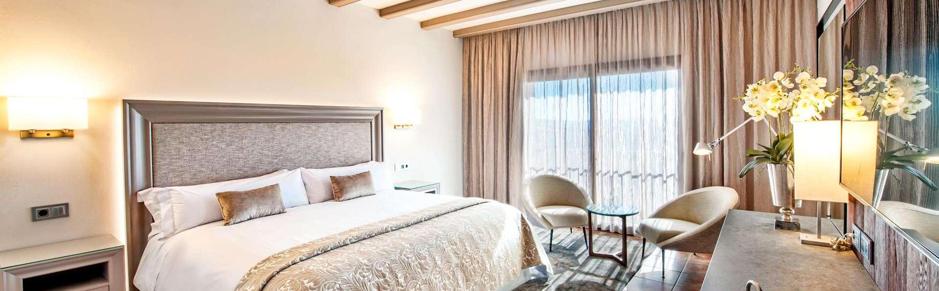 Escapada de lujo en hotel 5* con acceso a Elaiwa Spa galardonado como el mejor 'Luxury Wellness Spa'