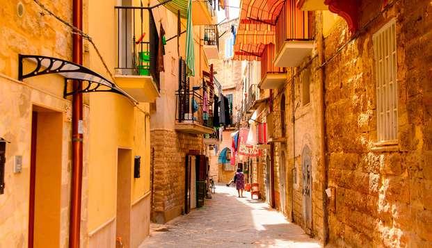 Pied-à-terre idéal au cœur de Bari
