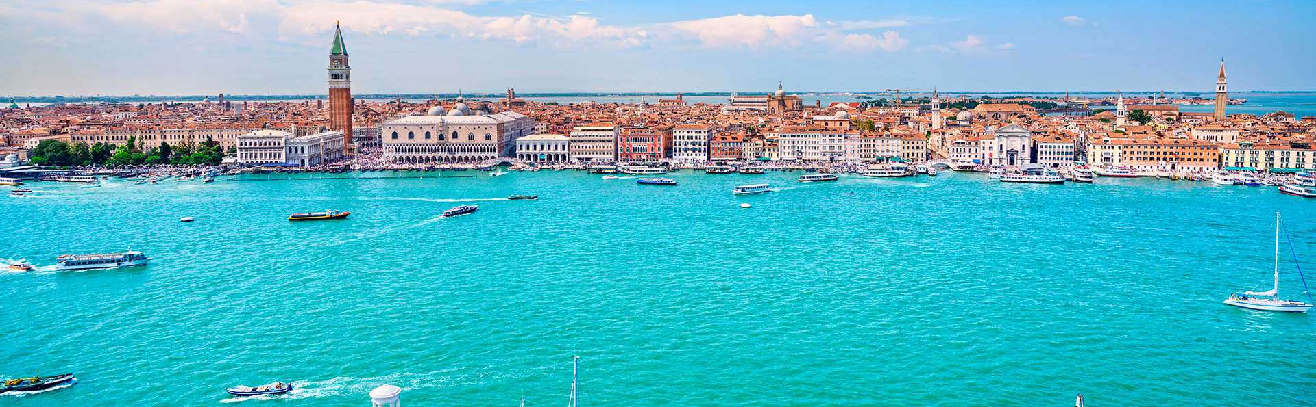 Escapade de luxe à Murano, juste en dehors de Venise