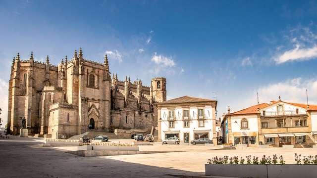 Oasis de paz en un pueblo histórico de Portugal