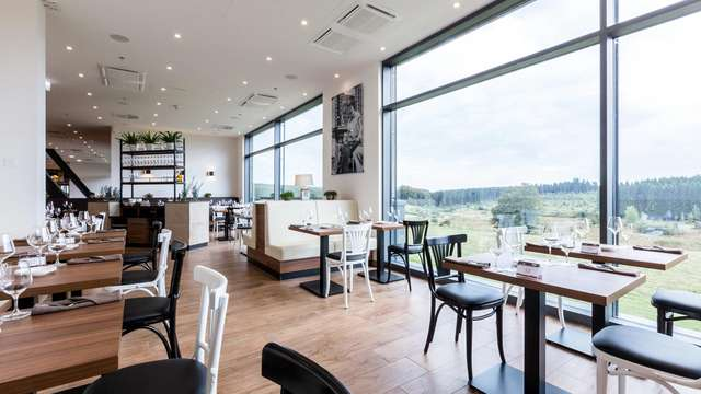 Ontspanning op het platteland van Luxemburg met diner inbegrepen