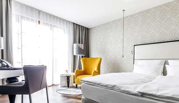 Découvrez la campagne Luxembourgeoise dans cet élégant hôtel