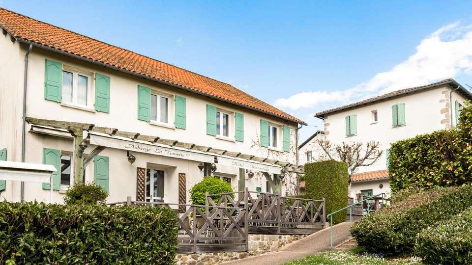 Hotel The Originals Auberge La Tomette - EDIT_N2_FRONT_02.jpg