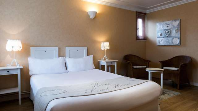 Hotel The Originals Auberge La Tomette