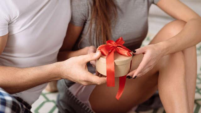 Love Box et pétales de rose pour un moment romantique à Soissons