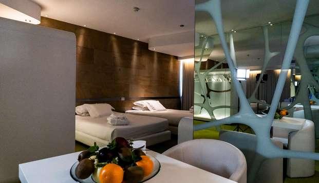 Soggiorno con mezza pensione e accesso spa ad Arezzo