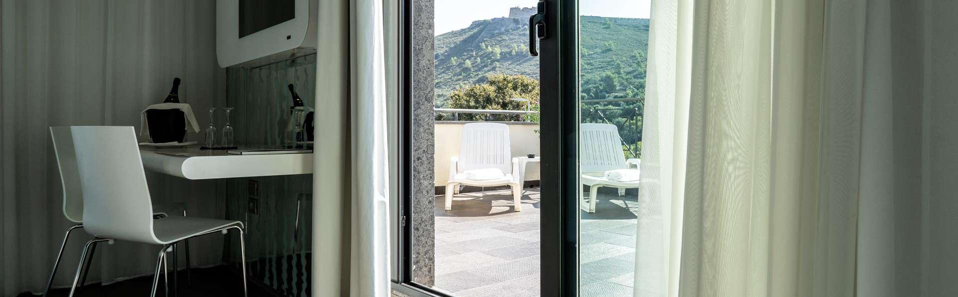 Design entre les collines et la mer à Porto Ercole