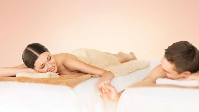 Weekend romantico ad Alcamo con accesso esclusivo alla spa, massaggio e cena incluse!