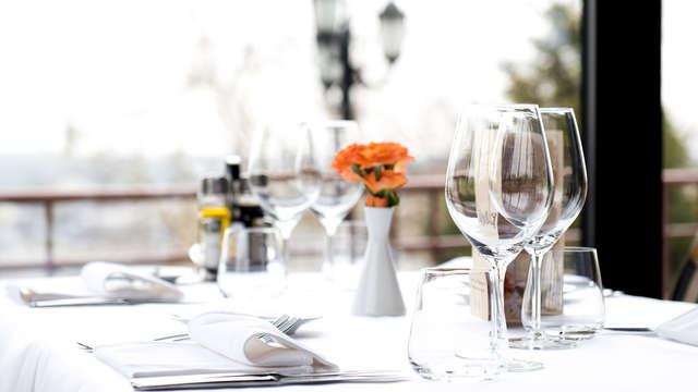 Détente et dîner au cœur de Vichy