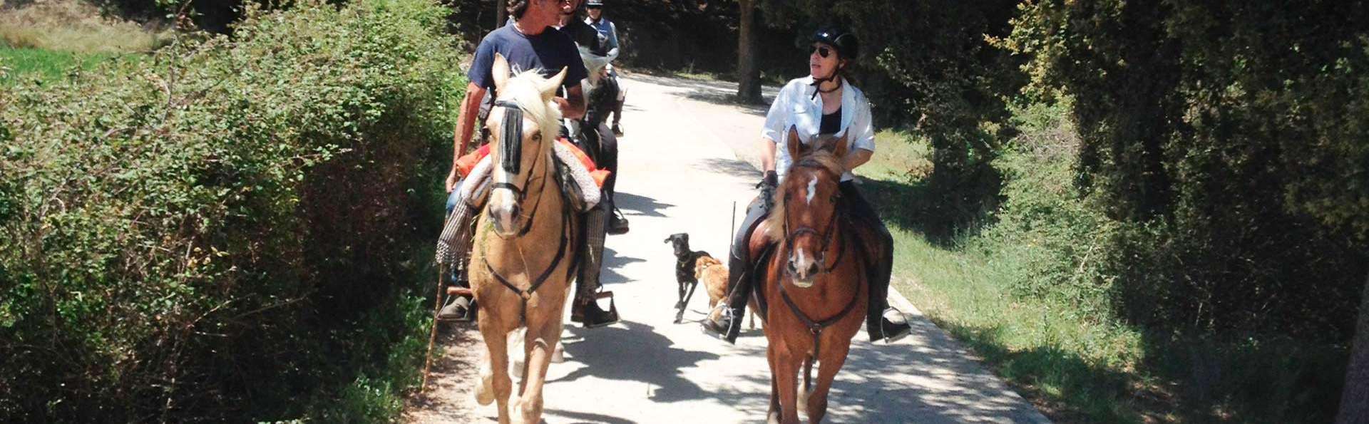 Escapada con acceso diario a Spa y paseo a caballo por el Valle del Ambroz
