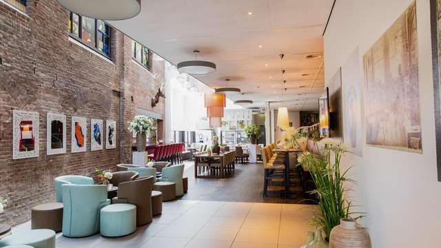Luxe, design en culinair genieten in Gouda (vanaf 2 nachten)