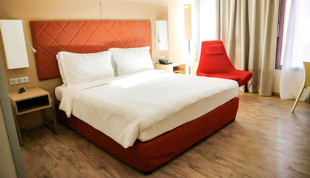 Radisson Blu Toulouse Airport - NEW ROOM