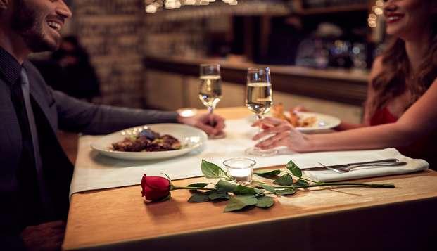Vivez une saint-valentin gourmande à Luxeuil-les-Bains !