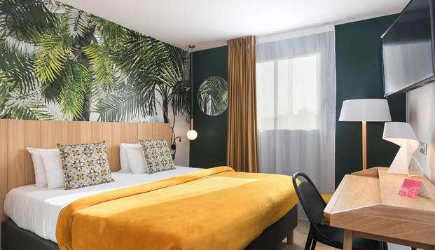 Best Western Hotel Innes - N ROOM
