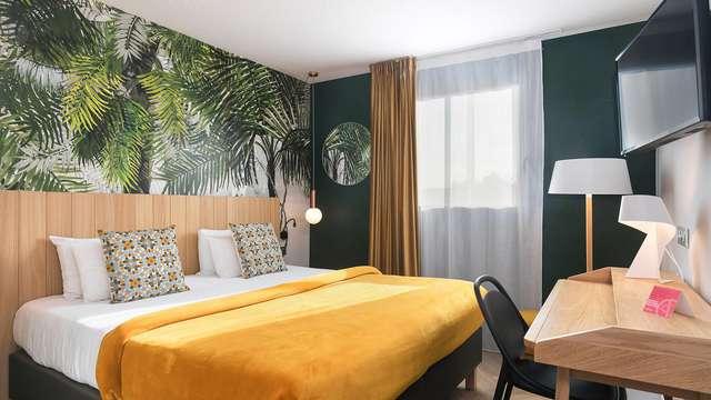 Citytrip à Toulouse dans un hôtel design