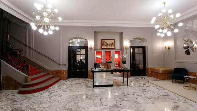 Grand Hotel Bellevue - N LOBBY