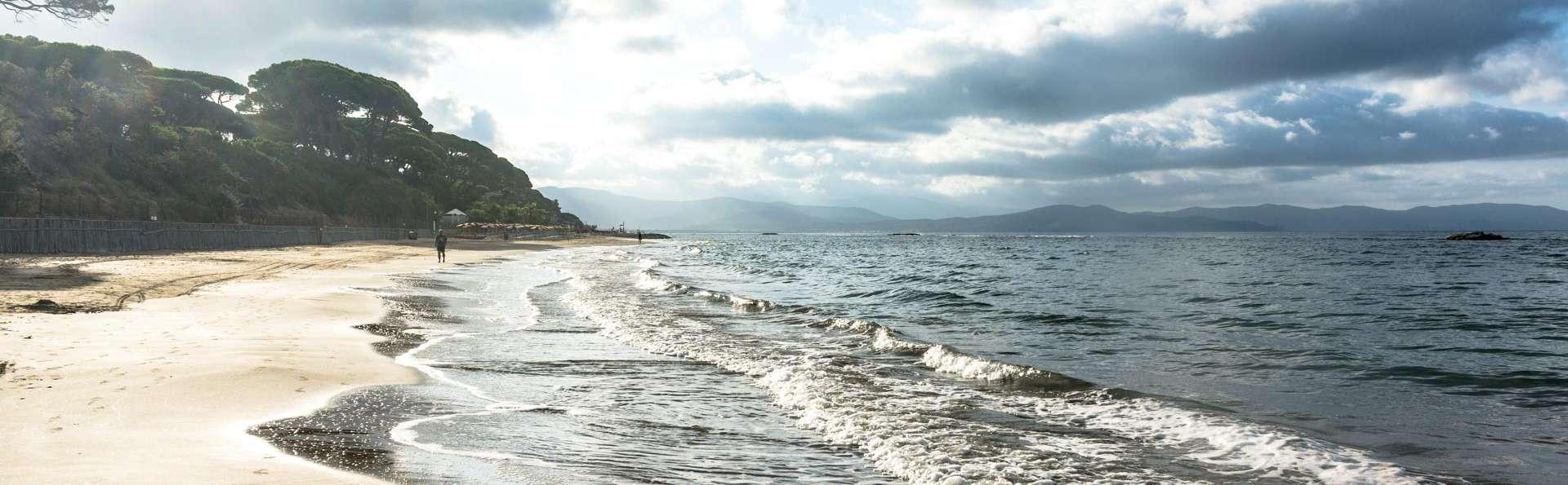 Brise de mer sur le golfe de Follonica