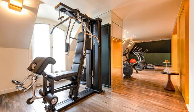 Le Louis Versailles Chateau MGallery by Sofitel - N GYM