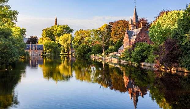 Séjournez à 100 mètres de la Grand Place de Bruges