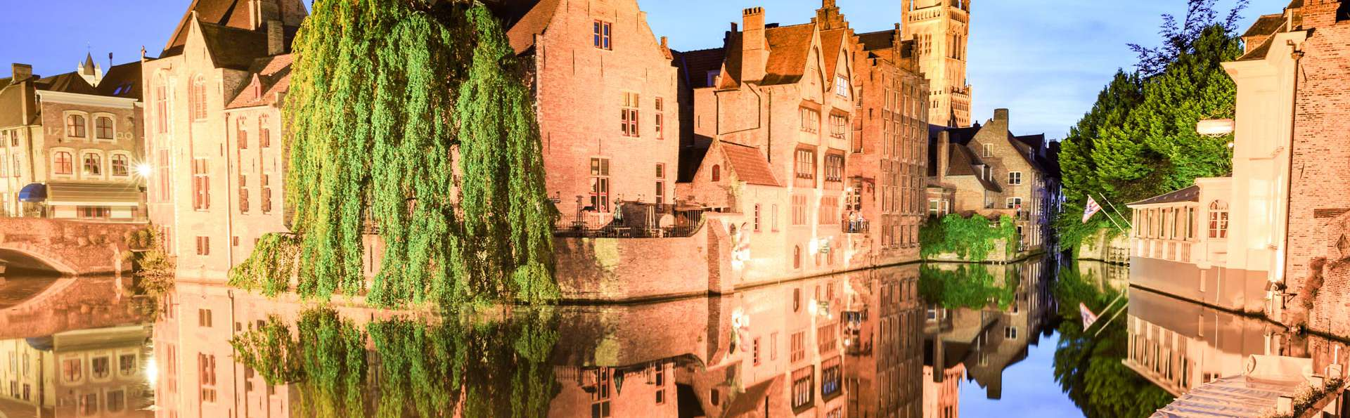 Séjour de charme à côté de la place du marché de Bruges