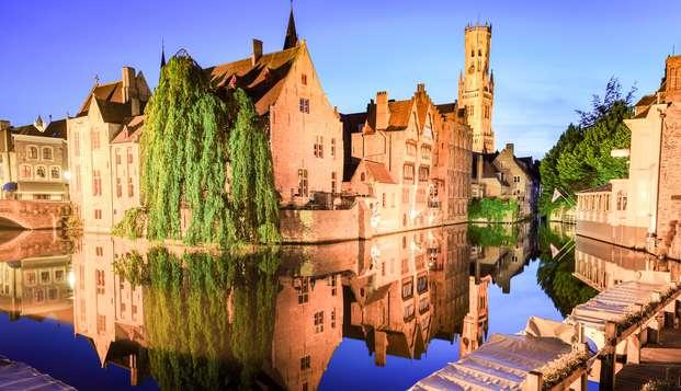 Allez à la découverte de Bruges