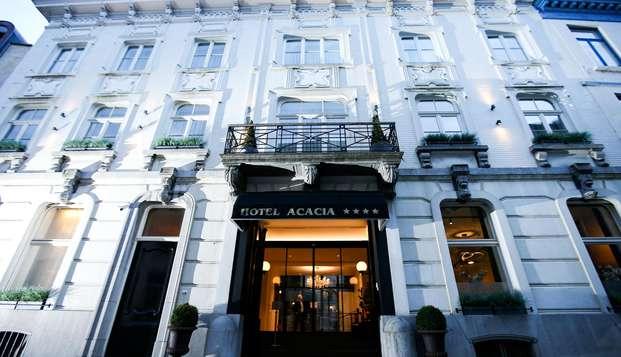 Hotel Acacia - FRONT