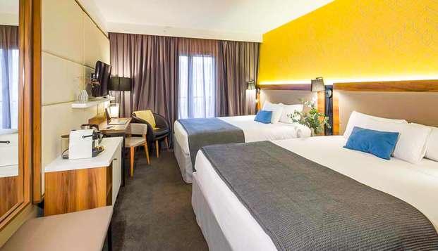 Week-end en chambre Premium près de Disneyland® Paris jusqu'à 4 personnes