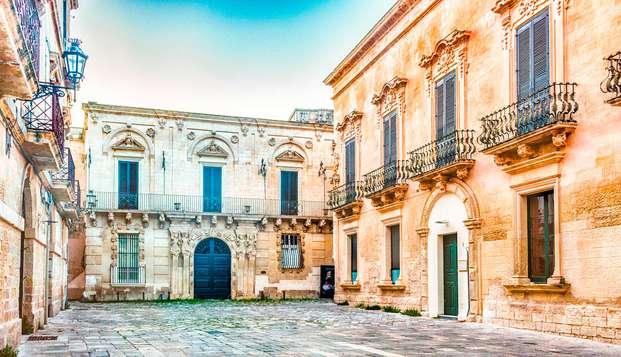 Offerta a Lecce: tre notti in 4* nel centro commerciale della città!