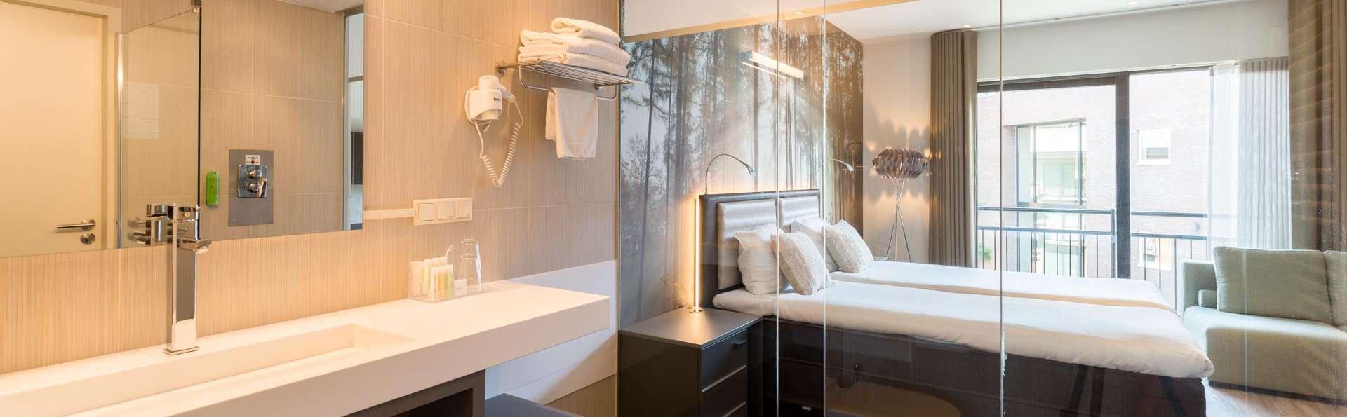 Séjour de luxe dans l'une des chambres exécutives récemment rénovées