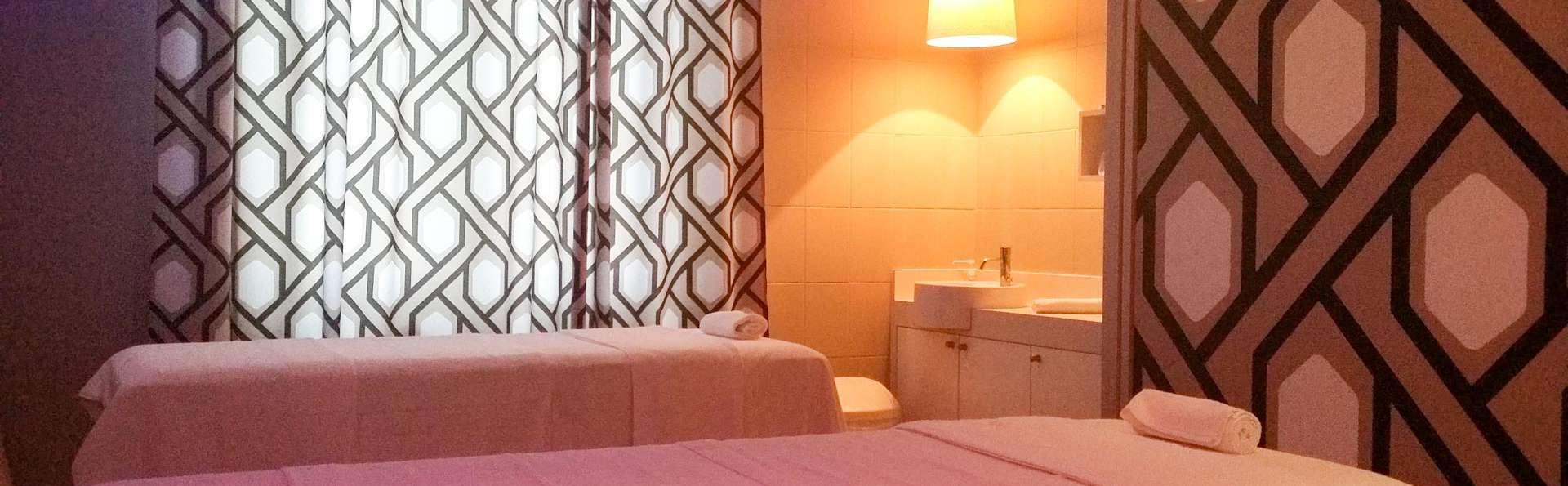 Relax absoluto con masaje para dos en Contrexéville