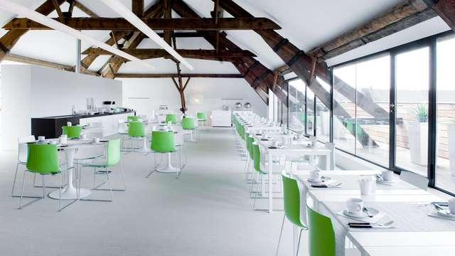 Verblijf in design hotel met diner naar keuze (vanaf 2 nachten)