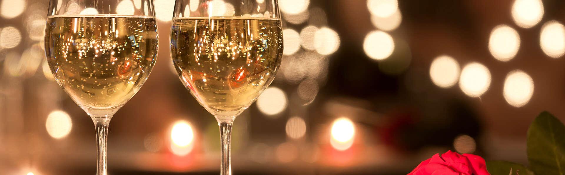 Séjour détente et romantisme avec champagne