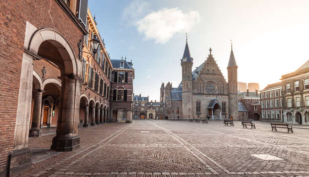 Geniet van comfort en ontdek wat Den Haag te bieden heeft