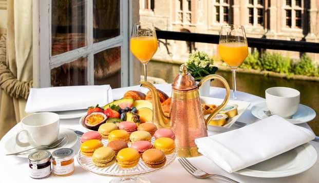 Hotel de Tuilerieen - N BREAKFAST