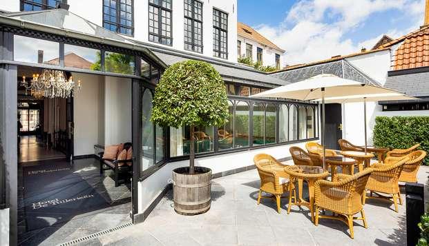 Hotel de Tuilerieen - N TERRACE