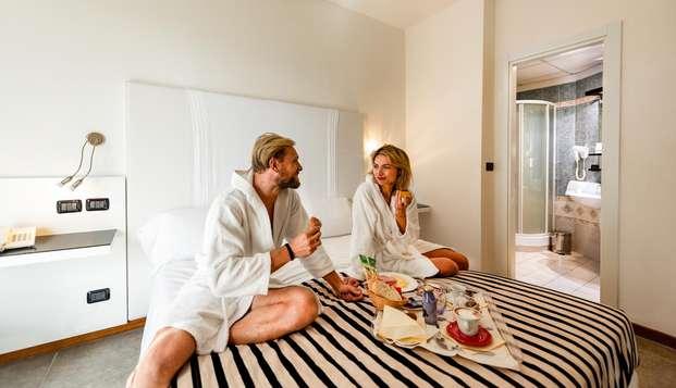 Weekend Relax con cena, spa e massaggio a Chianciano Terme