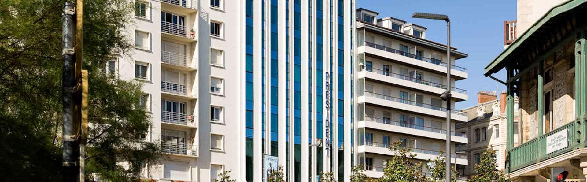 Mercure Biarritz Président Plage - Edit_FRONT.jpg