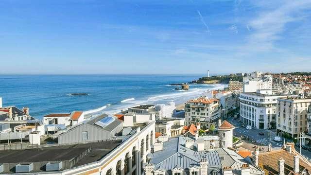 Mercure Biarritz President Plage