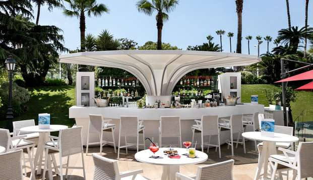 Hotel Barriere Le Majestic Cannes - BAR
