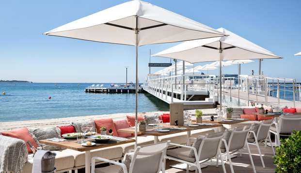 Hotel Barriere Le Majestic Cannes - EXTERIOR