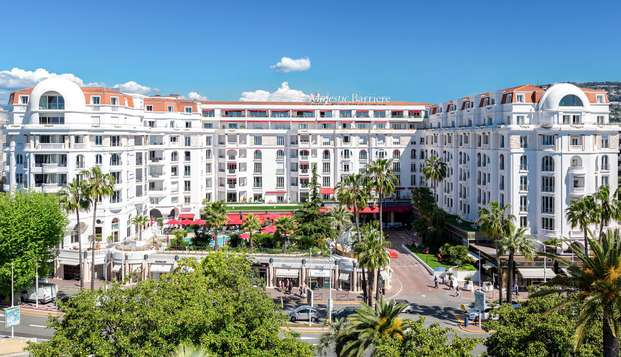 Hotel Barriere Le Majestic Cannes - FRONT